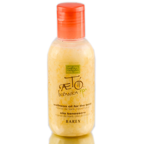 Barex AETO Botanica Spa Wellness Oil for the Body