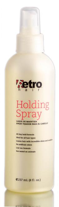 Retro Hair Holding Hairspray