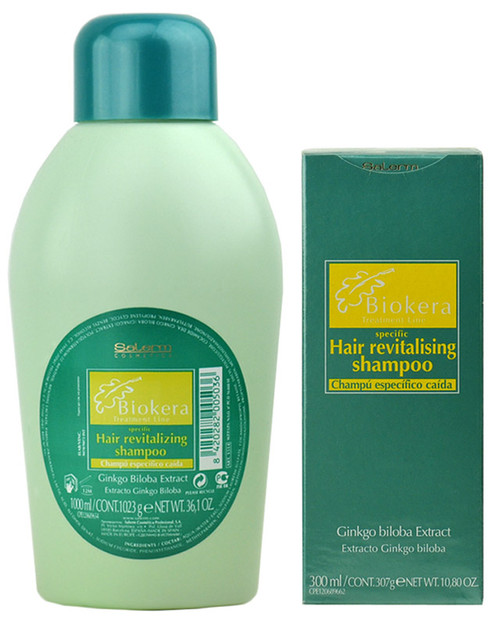 Salerm Biokera Specific Falling Hair (Hair Revitalizing) Shampoo