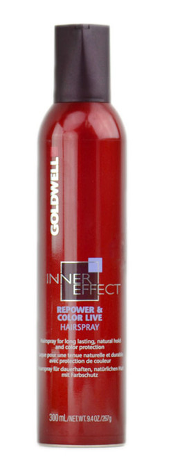 Goldwell Inner Effect Repower & Color Live Hairspray