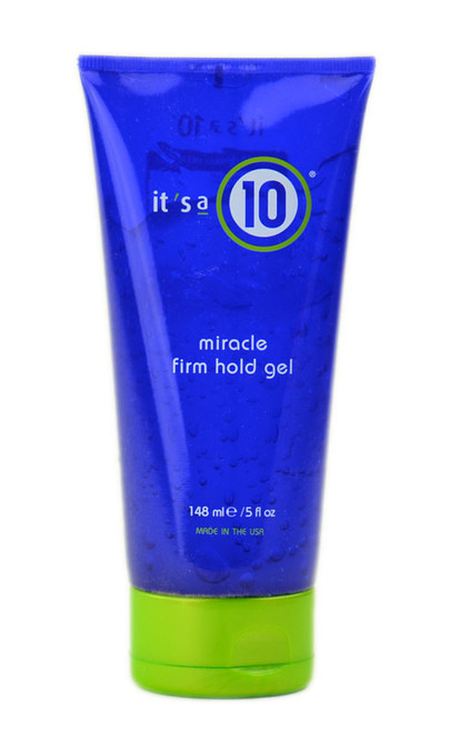 It's a 10 Ten Miracle Firm Hold Gel