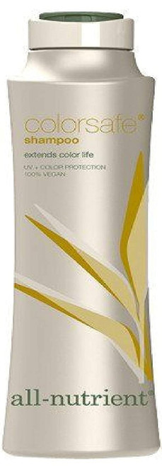 All - Nutrient Colorsafe Shampoo, Extends Color Life, 100% Vegan