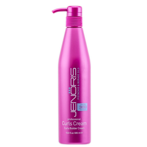 Jenoris Professional Curls Cream - Curls Builder Cream