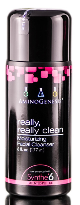 AminoGenesis Really, Really Clean Moisturizing Facial Cleanser