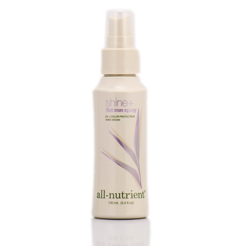 All - Nutrient Shine Flat Iron Spray
