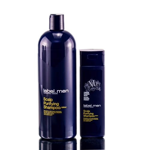 Label.Men Professional Haircare Mascolo Scalp Purifying Shampoo