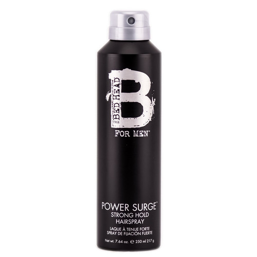 Tigi Bed Head for Men Power Surge Strong Hold Hair Spray