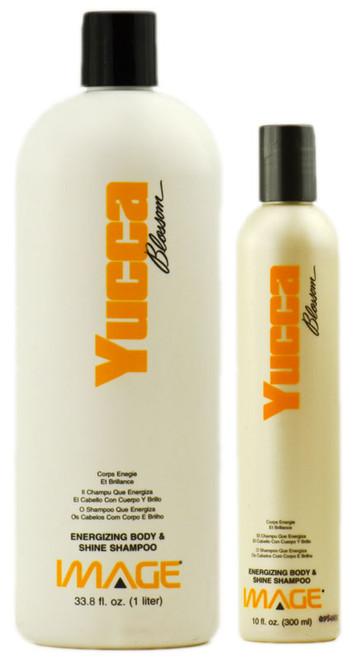 Image Yucca Blossom Energizing Body & Shine Shampoo