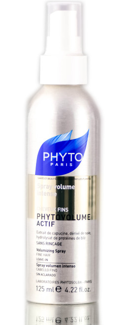 Phyto Phytovolume Actif Volumizer Spray for fine and limp hair