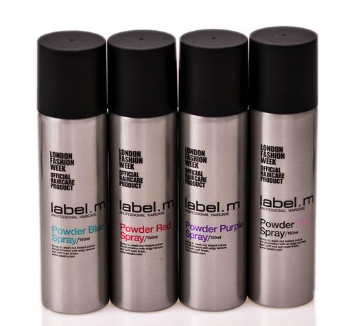 Label M Power Color Spray