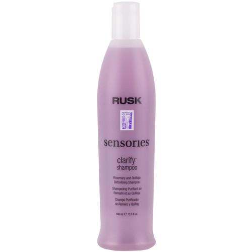 Rusk Clarify Shampoo - rosemary & quillaja detoxifying shampoo