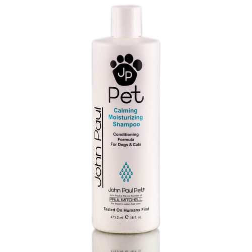John Paul Pet Calming Moisturizing Shampoo - Conditioning Formula