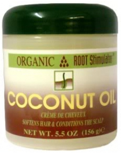 Organic Root Stimulator Coconut Oil