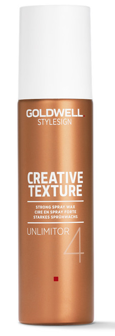 Goldwell Style Sign Texture 4 - Unlimitor Spray Wax