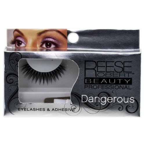 Reese Robert Beauty Professional EyeLashes & Adhesive - Dangerous # 2109