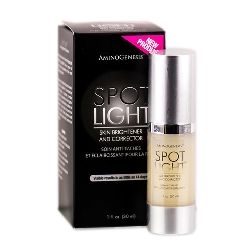 AminoGenesis Spot Light Skin Brightener & Corrector
