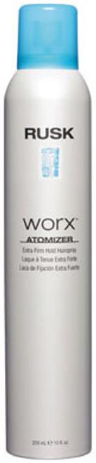 Rusk Worx Atomizer Extra Firm Hold Hairspray
