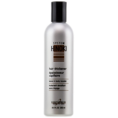 Hayashi System Hinoki Hair Thickener - Leave In Body Booster