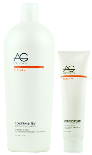 AG Conditioner Light - protein-enriched conditioner