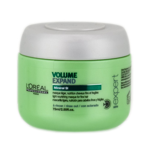 L'oreal Serie Expert - Volume Expand Gel Masque Mineral Si