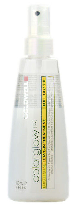 Goldwell Color Glow IQ Bright Shine Leave-In Treatment - Full Blonde