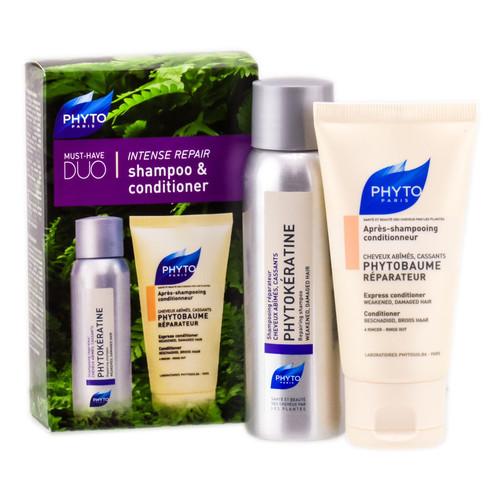 Phyto Paris Intense Repair Shampoo & Conditioner Duo