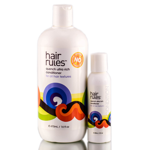 Hair Rules Quench Ultra Rich Conditioner