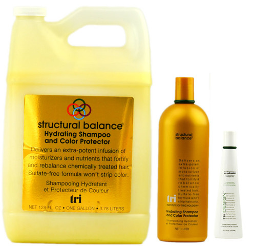 Tri Structural Balance - Hydrating Shampoo and Color Protector