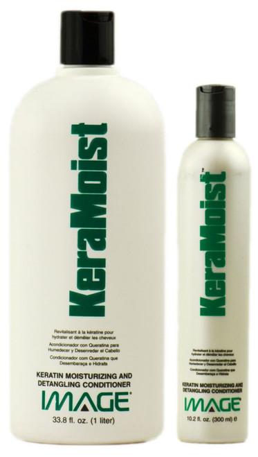Image KeraMoist - Keratin Moisturizing & Detangling Conditioner