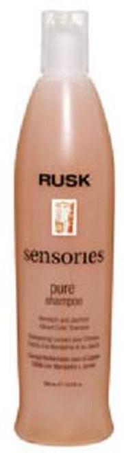 Rusk Pure Shampoo - mandarin & jasmine vibrant color shampoo