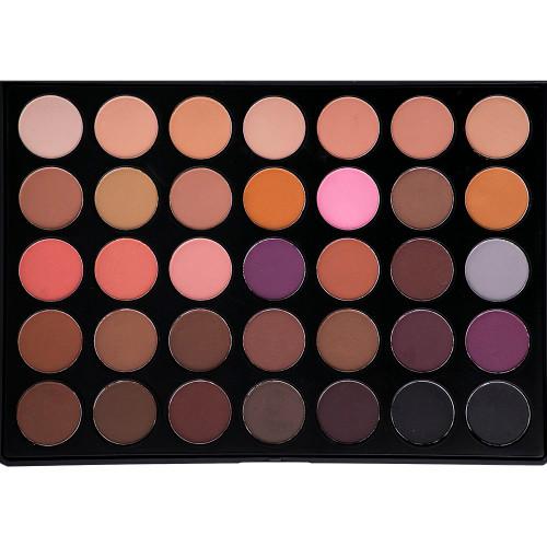 Morphe 35 Color Matte Palette - 35N