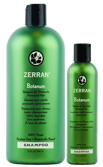 Zerran Botanum Shampoo for Chemically Processed Hair