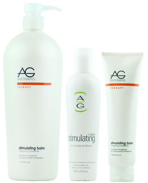 AG Stimulating Balm - hair & scalp conditioner