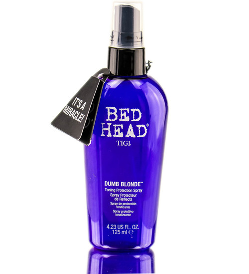 Tigi Bed Head Dumb Blonde Toning Protection Spray