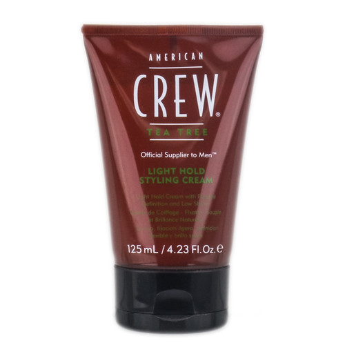 American Crew Tea Tree Light Hold Styling Cream