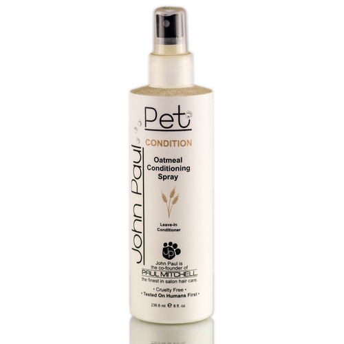 John Paul Pet Oatmeal Conditioning Spray - Leave-in Conditioner