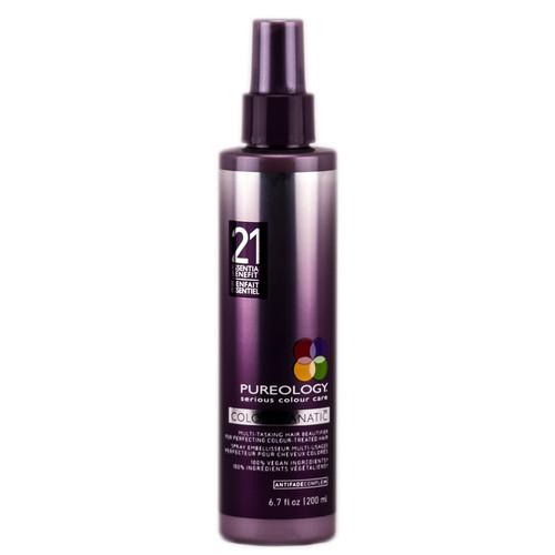 Pureology 21 Essential Benefits Colour Fanatic Multi-Tasking Hair Beautifier