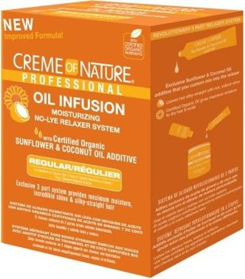 Creme Of Nature Professional No-Lye Relaxer System