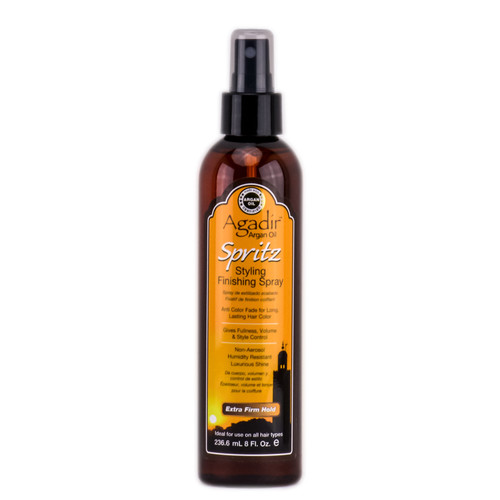 Agadir Argan Oil Spritz Styling Finishing Spray