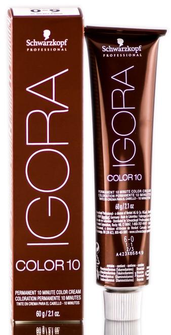 Schwarzkopf Professional Igora Color10 Hair Color