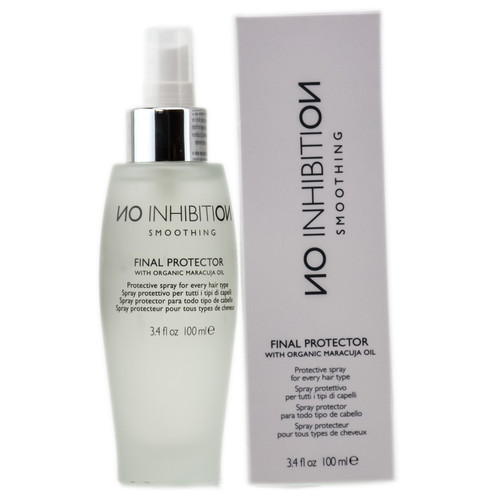 NO Inhibition Smoothing Final Protector With Organic Maracuja Oil