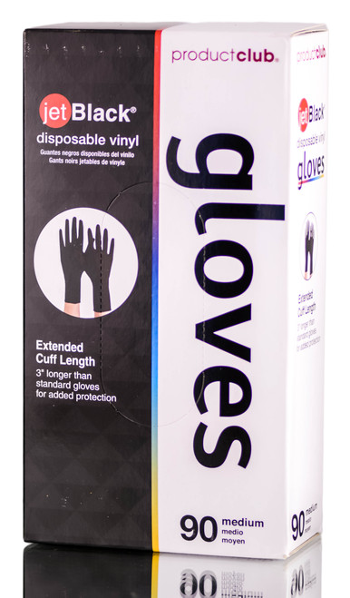 Other Accessories: Product Club Reusable Latex Gloves - Powder Free Medium