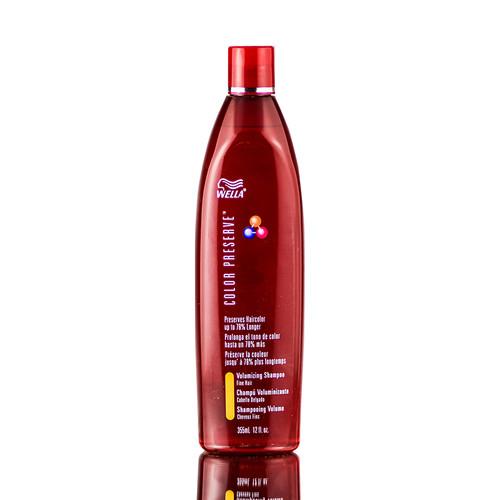 Wella Color Preserve Volumizing Shampoo