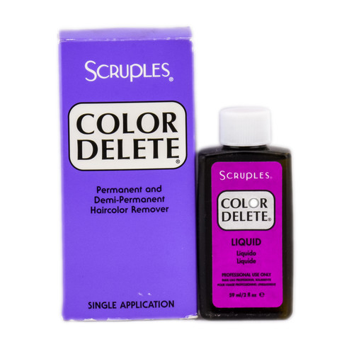 Scruples Color Delete - Single Application