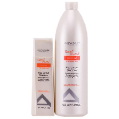 Alfaparf Semi Di Lino Discipline Frizz Control Shampoo 1