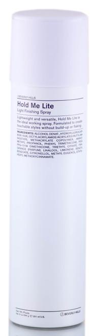J Beverly Hills Hold Me Finishing Spray - lite / medium hold