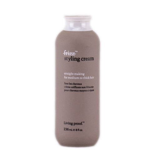 Living Proof No Frizz Sryling Cream - Straight Making For Medium to Thick Hair