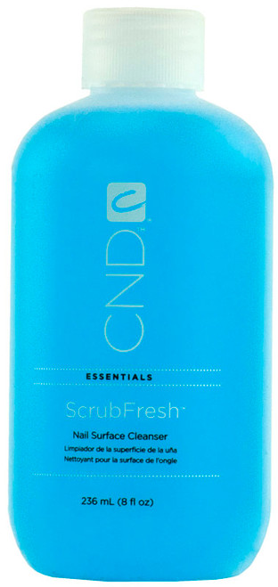 CND Essentials ScrubFresh Nail Surface Cleanser