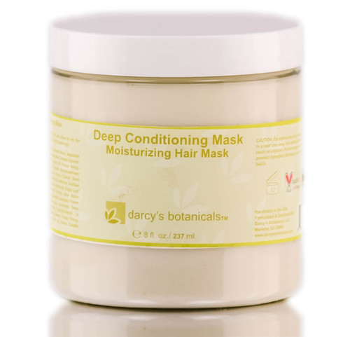 Darcy's Botanicals Deep Conditioning Mask Moisturizing Hair Mask