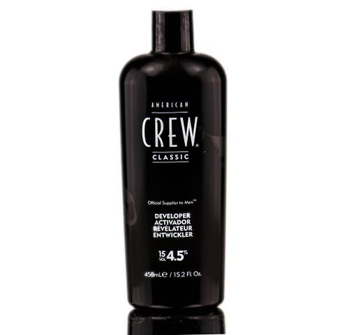 American Crew Developer 15 Volume 4.5%